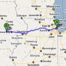 Car Rental Williamsburg Iowa