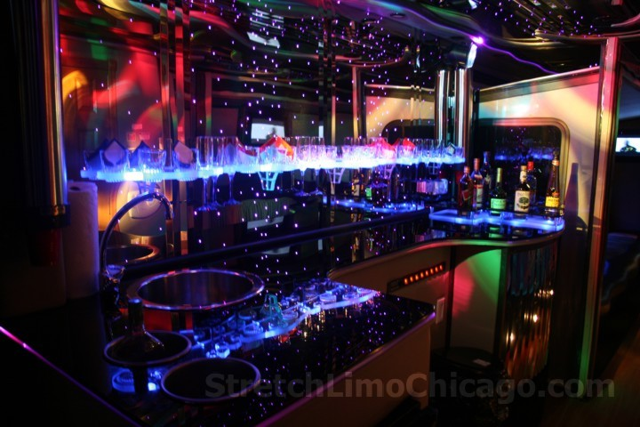 chicago party limousine