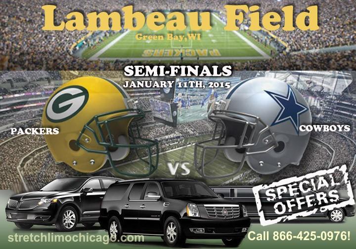 Lambeau Field special