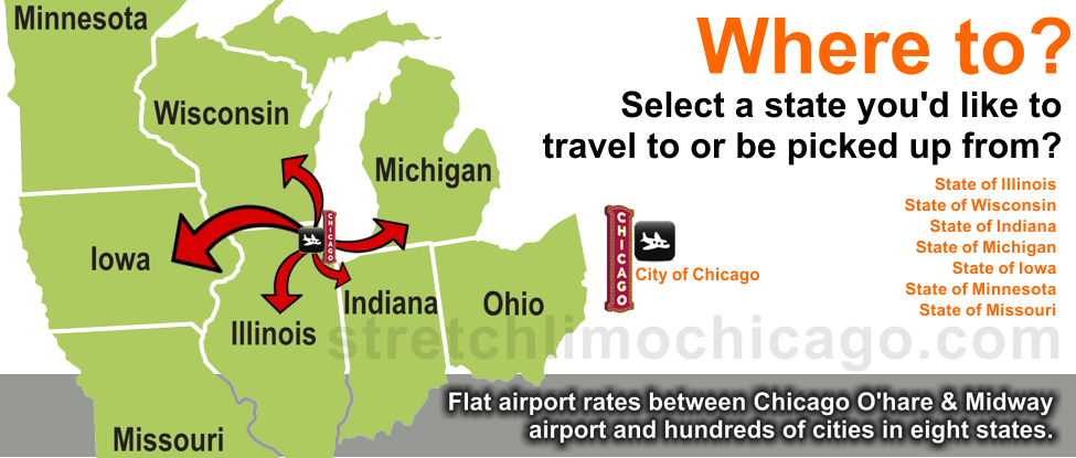 Hire A Car From Midway Airport To South Bend In