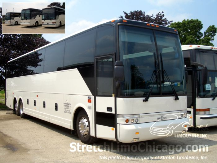 motor coach chicago