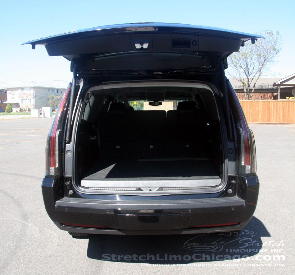 Cadillac Escalade Luxury SUV Rental Services In
