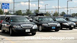 lincoln town car airport car