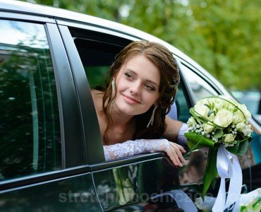 wedding hourly limo service